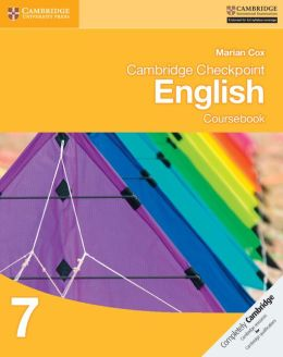 Cambridge Checkpoint English Coursebook 7