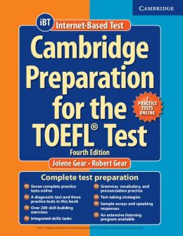 Cambridge Preparation For The Toefl Test Rapidshare