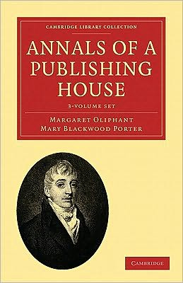 Annals of a Publishing House 3 Volume Set