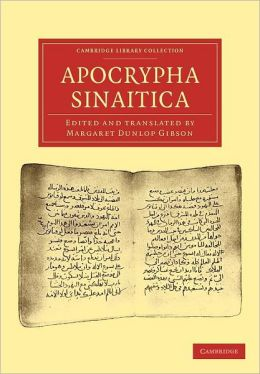 Apocrypha Sinaitica