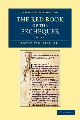 The Red Book of the Exchequer