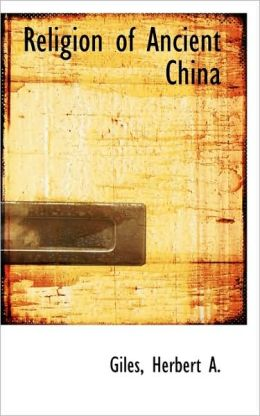 Religion Of Ancient China