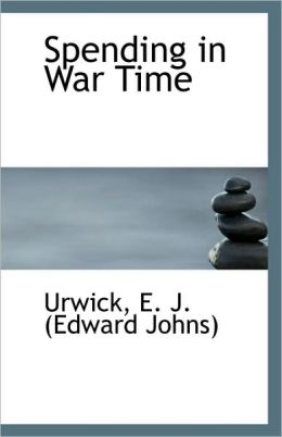 Spending In War Time