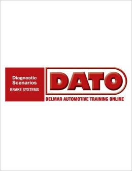 DATO: Diagnostic Scenarios for Brake Systems - Cengage Learning Hosted Printed Access Card