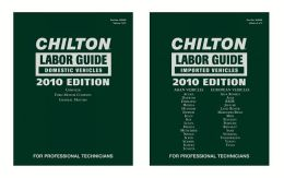 Chilton Labor Guides, 2010 Edition