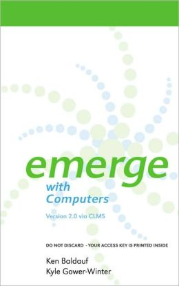 Emerge with Computers Version 2.0 Printed Access Code via CLMS