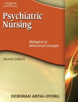 Psychiatric Nursing: Biological & Behavioral Concepts (Book Only)