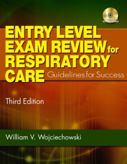 Entry Level Exam Review for Respiratory Care (Book Only)