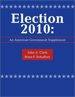 Custom Enrichment Module: Election 2010: An American Government Supplement