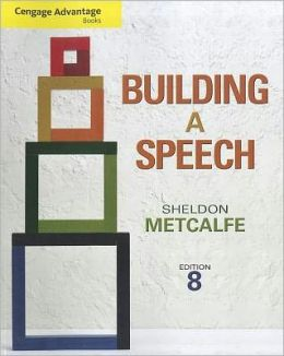 Cengage Advantage Books: Building a Speech