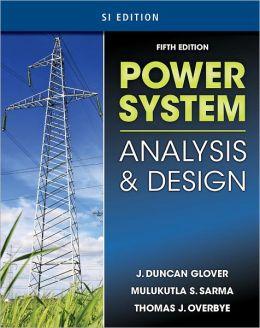 Power System Analysis & Design, SI Version