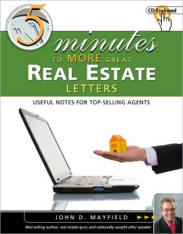 Five Minutes to More Great Real Estate Letters (with CD-ROM)