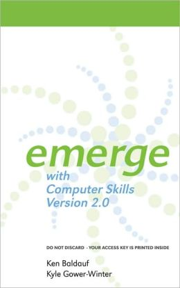 Emerge with Computer Skills Version 2.0 Printed Access Card