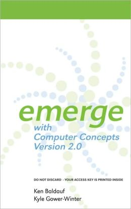 Emerge with Computer Concepts Version 2.0 Printed Access Card