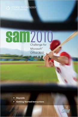 SAM 2010 Challenge Printed Access Card