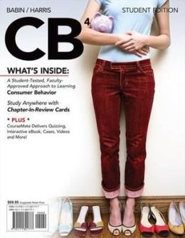 CB4 (with Marketing CourseMate with eBook and Career Transitions Printed Access Card)