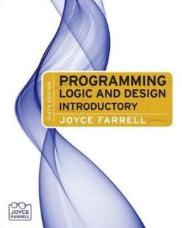 Programming Logic and Design: Introductory (with Videos Printed Access Card)