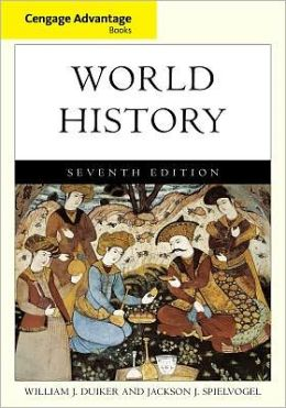 Cengage Advantage Books: World History, Complete