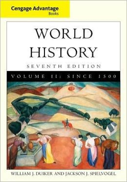 Cengage Advantage Books: World History, Volume II