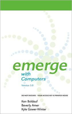 Emerge with Computers Version 3.0 via Gateway Printed Access Card