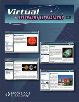 CengageNOW Virtual Astronomy Labs 2.0 Printed Access Card