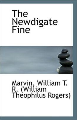 The Newdigate Fine