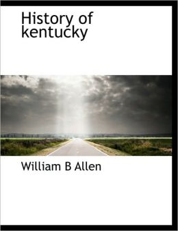 History Of Kentucky