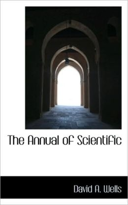 The Annual Of Scientific