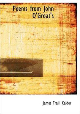 Poems From John O'Groat's