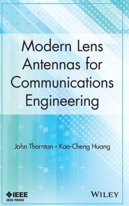 Modern Lens Antennas for Communications Engineering