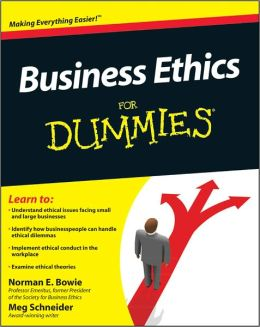 Business Ethics For Dummies