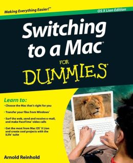 Switching to a Mac For Dummies, OS X Lion Edition