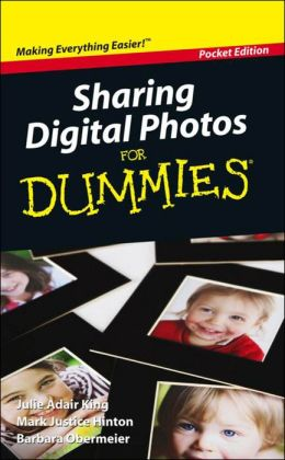 Sharing Digital Photos For Dummies