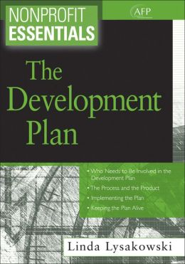 Nonprofit Essentials: The Development Plan