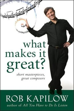 What Makes It Great: Short Masterpieces, Great Composers
