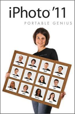 iPhoto 11 Portable Genius