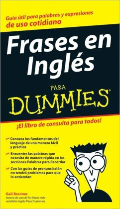 Frases en Ingls Para Dummies