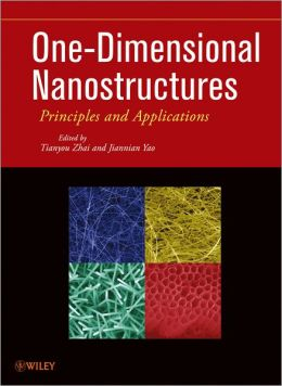 One-Dimensional Nanostructures: Principles and Applications