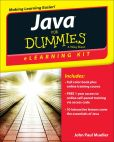 Book Cover Image. Title: Java eLearning Kit For Dummies, Author: John Paul Mueller