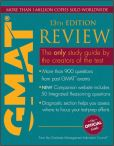 Book Cover Image. Title: The Official Guide for GMAT Review, Author: Graduate Management Admission Council Staff
