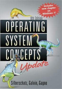OPERATING SYSTEM CONCEPTS,UPDATED ED.