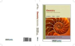 Chemistry 6E Volume 2 for Southern Connecticut State University