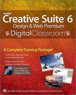Adobe Creative Suite  Design And Web Premium Digital Classroom