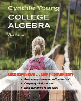 College Algebra 3rd Edition Binder Ready Version