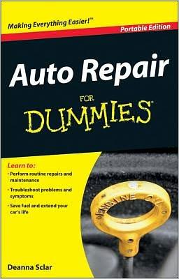 car mechanics for dummies pdf