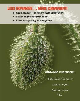 Organic Chemistry, Eleventh Edition Binder Ready Version