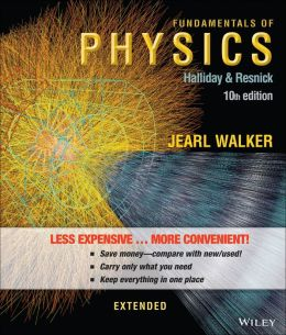 Fundamentals of Physics : Extended