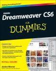 Book Cover Image. Title: Dreamweaver CS6 For Dummies, Author: Janine Warner