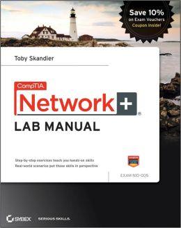 CompTIA Network+ Lab Manual