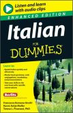 Book Cover Image. Title: Italian For Dummies, Enhanced Edition, Author: Picarazzi